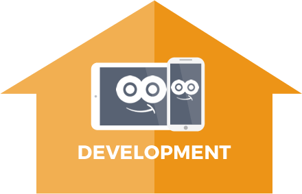 Development arrow